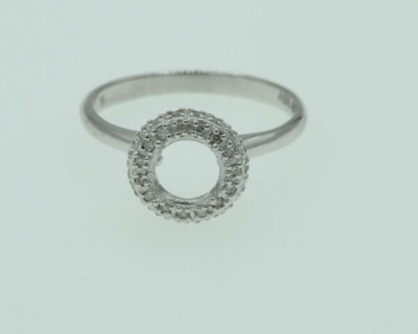 Buy 14k White Gold Ring