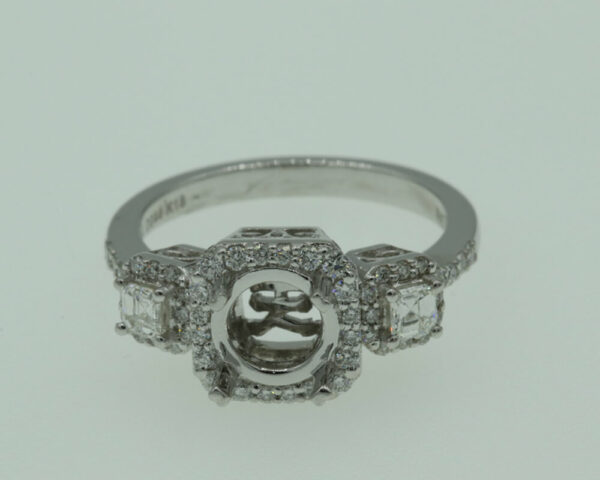 Buy K18 Engagement Ring